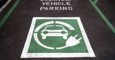 Electric Vehicle Charging Park