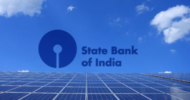 State Bank of India Solar Panels