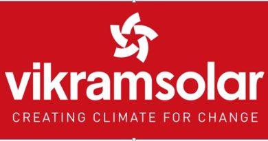 VikramSolar Logo