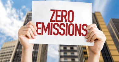 zero pollution sign