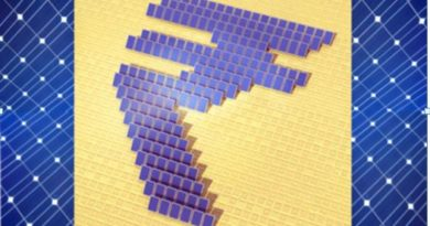 Solar Panels in the Rupee Formation
