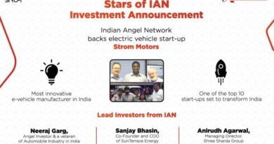 Stars of IAN Investment Announcement