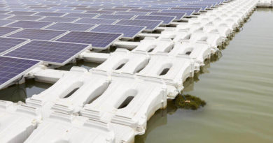 Floating Solar Panels in West Bengal