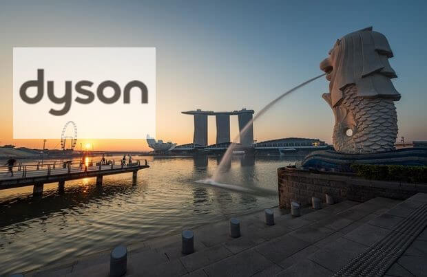 Dyson in Singapore