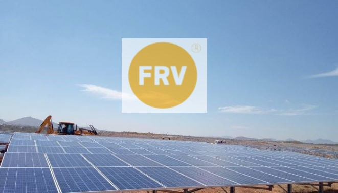 Spanish Developer Frv Connects Its First 138 Mw Plant In India