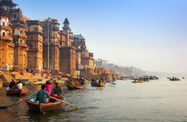 Ganga River India