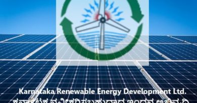 Karnataka Renewable Energy Development ltd.
