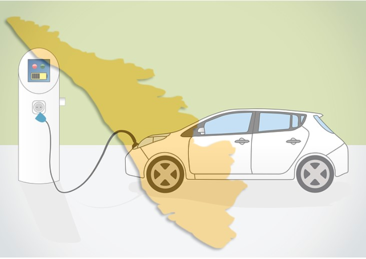 Electric vehicles in Kerala