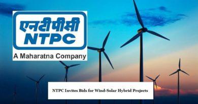 NTPC A Maharatna company