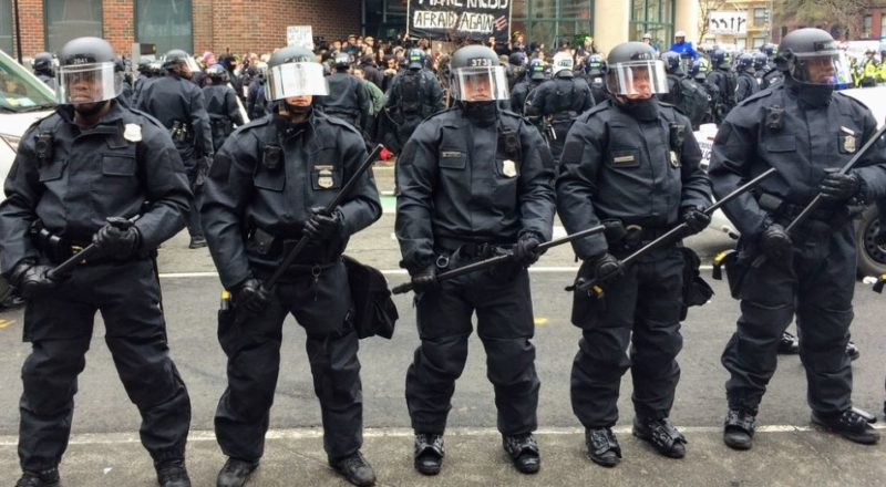 Police Forces