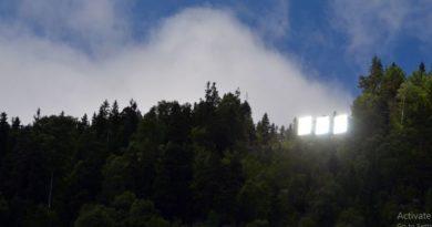 Rjukan Solar Mirrors