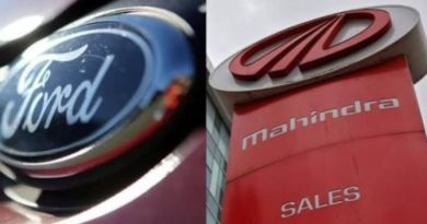 Ford and Mahindra join to develop Electric Vehicles