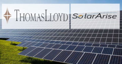 Thomas LLoyd Solar Arise