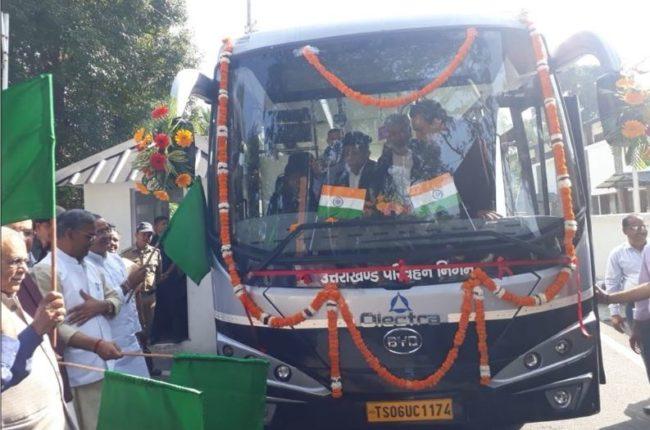 Uttarakhand All Set For Ev Revamp Plans To Buy 500 Electric Buses