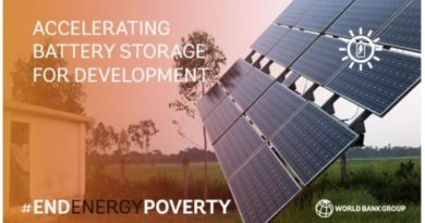 World Bank Group End Energy Poverty