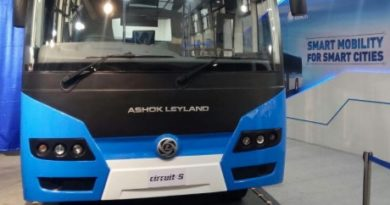 Ashok Leyland EV Busses