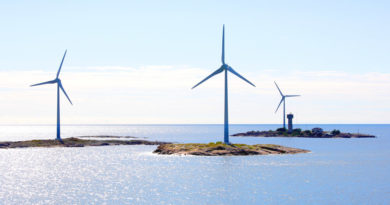 Finland Renewable Energy Wind Turbines