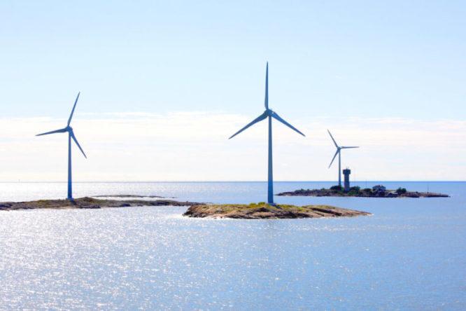 Finland Renewable Energy Wind Turbines