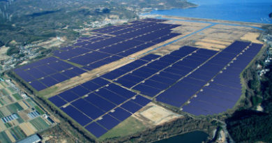 Sethouchi Kirei Solar Power Plant