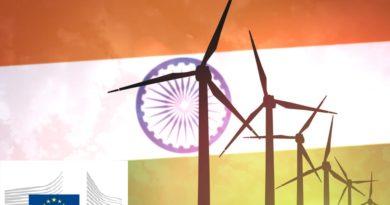 India wind turbines