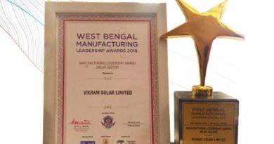 vikram solar award