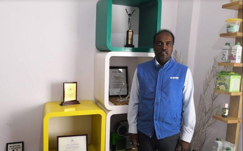Lokesh Makam CEO