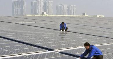 China Solar Plants