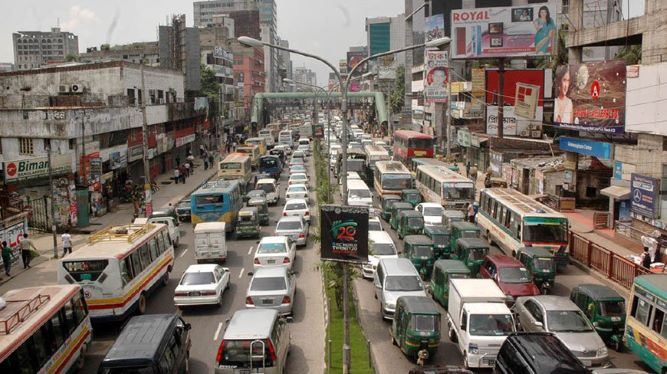 Bangladesh Roads