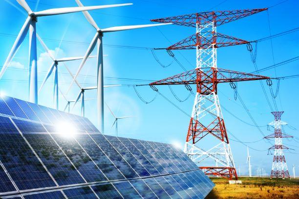 Renewable power Grid