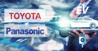 Toyota and Panasonic EV