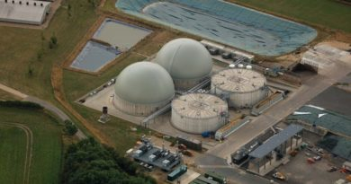 UK Biogas RE Plant