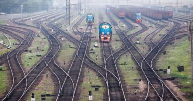 Railway Track Electrification in India