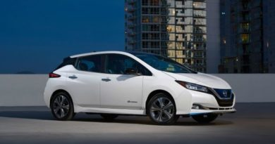 Nissan Leaf e Long Range Ev
