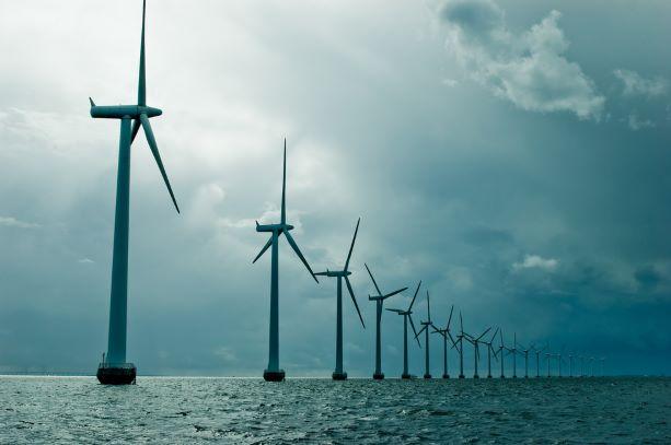 Off Shore Windmills
