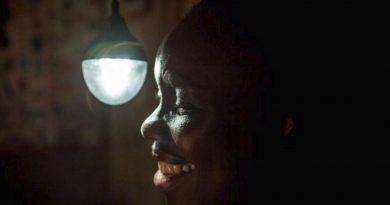 Lighting Up Africa