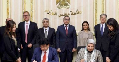Egypt PPA signing for 250 MW Wind Projects