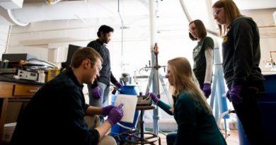 Michigan Tech Team on CO2 repurposing