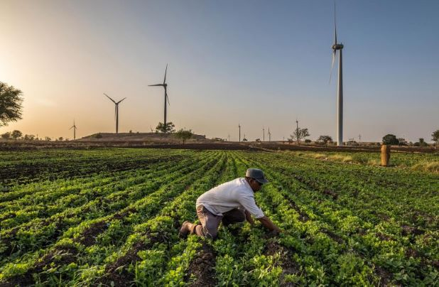 Onshore wind in India
