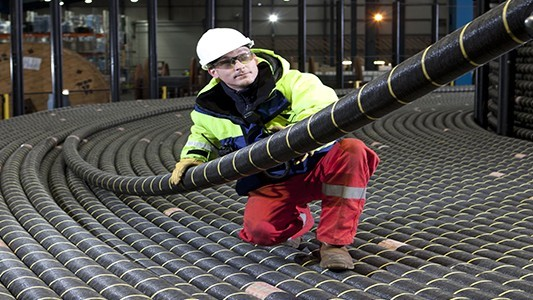 SubSea power cable