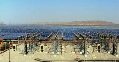 Vikram Solar APGENCO site