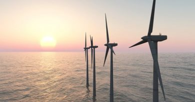 Final Turbine Largest Offshore