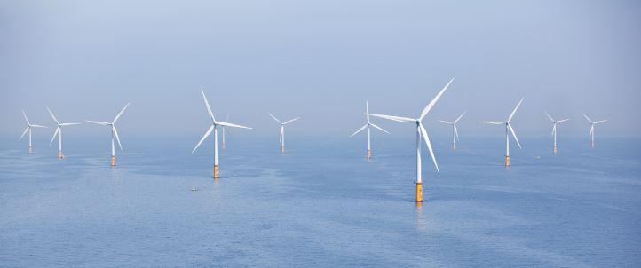 Offshore Windmill Farm