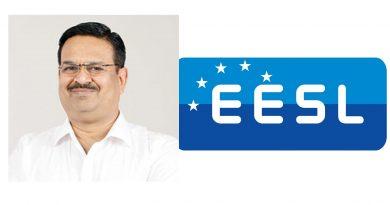 EESL Director Venkatesh Dwivedi