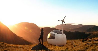 Self Sustainable EcoCapsule