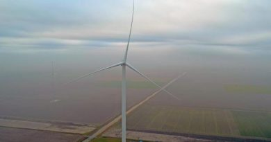 GE's Largest Onshore Wind Turbine Prototype Operational in Netherlands