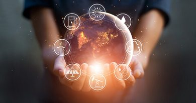 Global Energy illustration