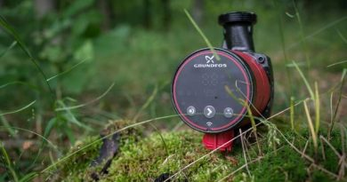 Grundfos Pump Image