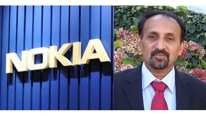 Nokia Director, Santosh S Nair