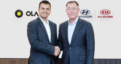 Ola and Hyundai Chiefs