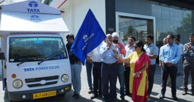 Tata Solar Power launch in Jaipur